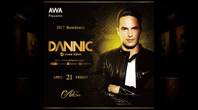 FRIDAY / AWA Presents DANNIC