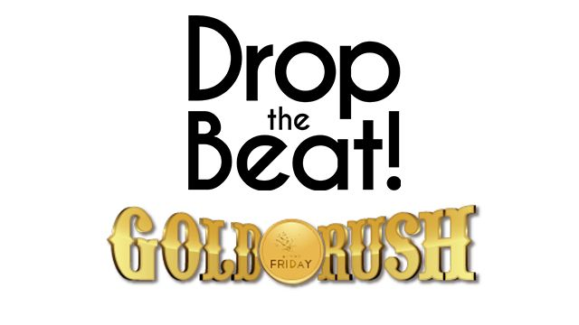 Drop the Beat! / GOLD RUSH