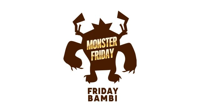 MONSTER FRIDAY