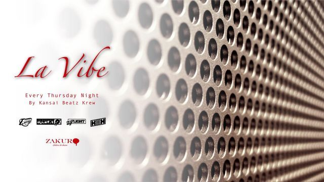 La Vibe -every thursday night-