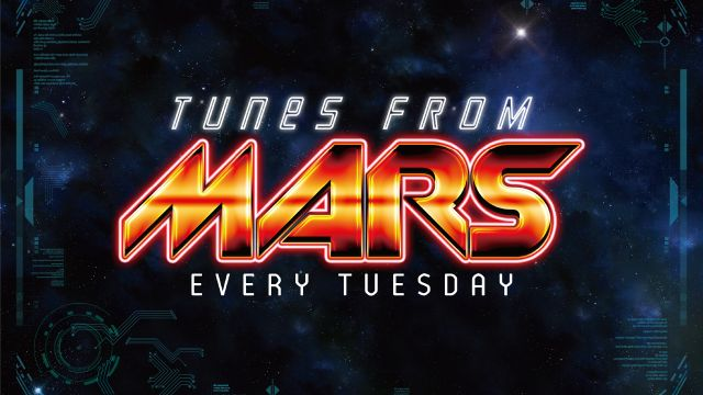 『 TUNES FROM MARS 』
