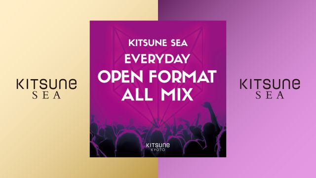 [SEA] KITSUNE SEA THURSDAY
