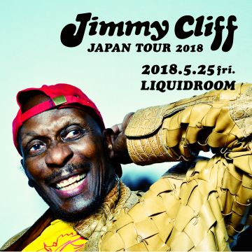Jimmy Cliff JAPAN TOUR 2018