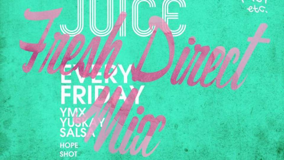 JUICE fresh direct mix