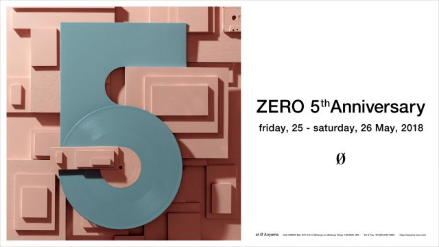 ZERO 5th Anniversary Day 1