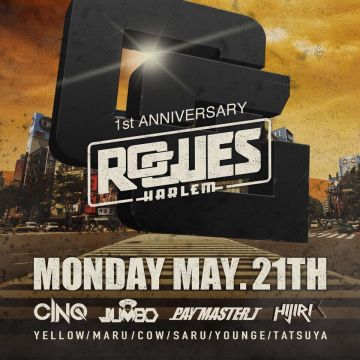 ROGUES 1st Anniversary!!