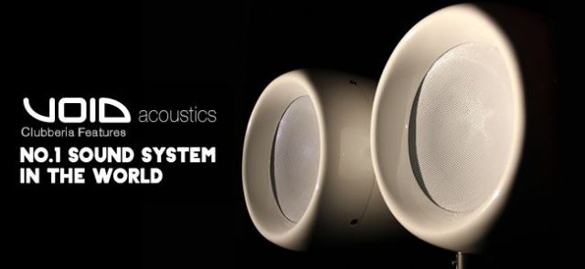 VOID acoustics - NO.1 SOUND SYSTEM IN THE WORLD -