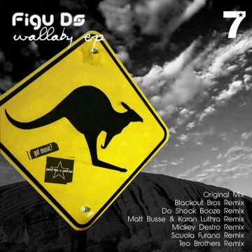 FIGU DS – WALLABY EP [ 7 STARS MUSIC ]